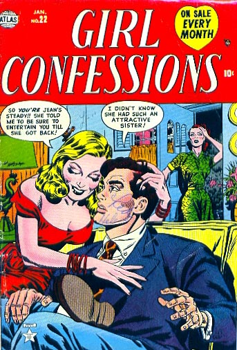 Girl Confessions 22 Cover Image