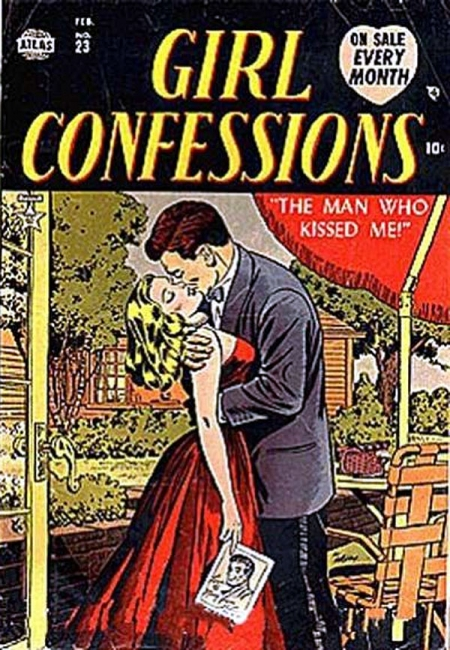 Girl Confessions 23 Cover Image