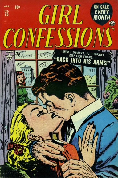 Girl Confessions 25 Cover Image