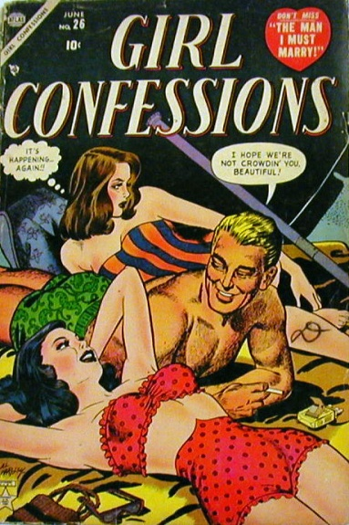 Girl Confessions 26 Cover Image