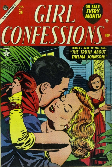 Girl Confessions 29 Cover Image