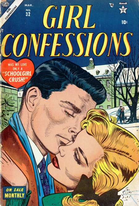 Girl Confessions 32 Cover Image