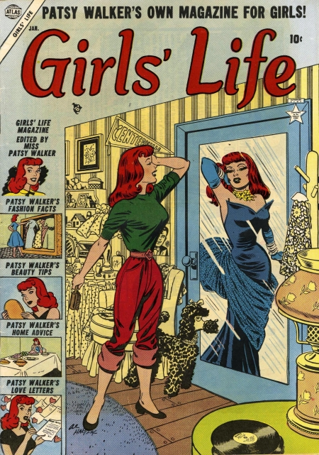Girls' Life 1 Cover Image