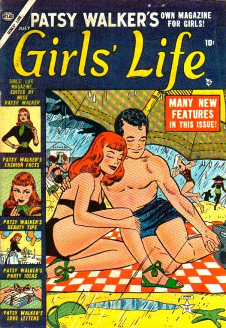 Girls' Life 4 Cover Image