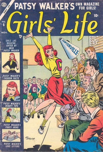 Girls' Life 6 Cover Image