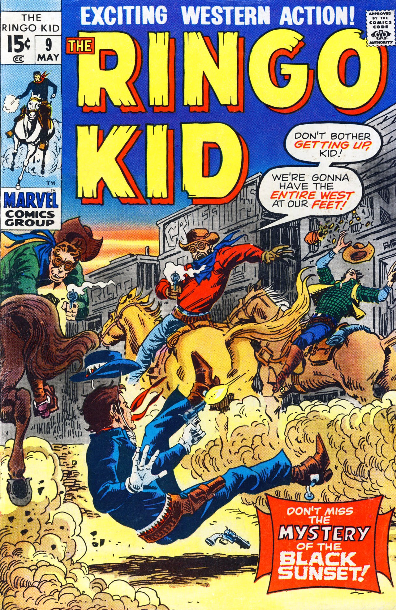 The Ringo Kid V2 9 Story Image