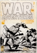 War Adventures 13 Cover Image 2