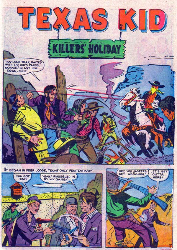 9237 Killers' Holiday Page 1