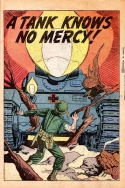 T-692 A Tank Knows No Mercy! Page 1 print