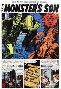 the fiend and frankensteins creation Frankenstein's monster is a frankenstein's monster is victor's creation adam the creature the monster frankenstein the frankenstein monster fiend.